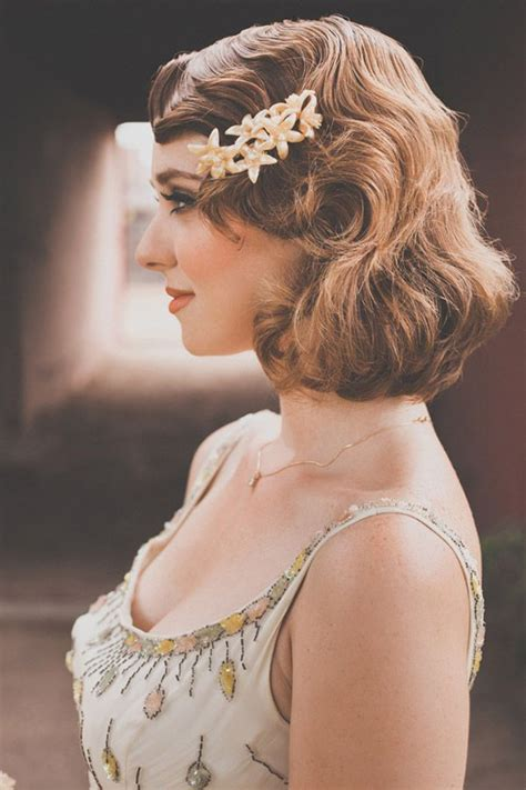 29 stunning vintage wedding hairstyles mon cheri bridals