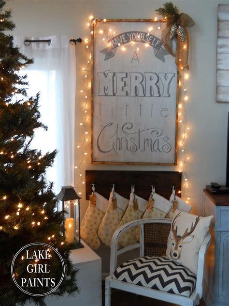 homemade festivity  easy diy christmas decorating ideas