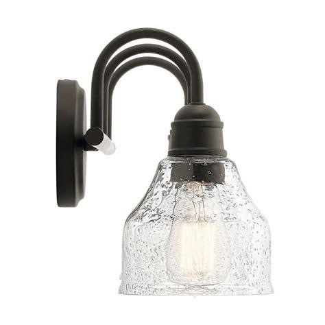 kichler lighting avery olde bronze bathroom light