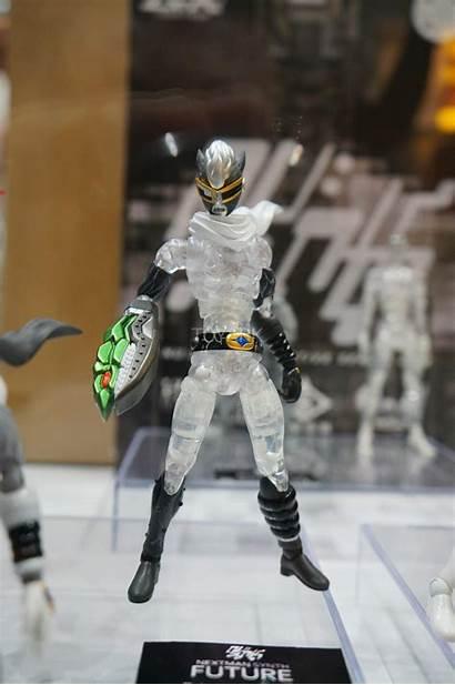 Sdcc Sentai Super Toys Rider Kamen Figures