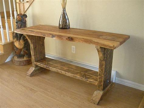 reclaimed wood tables  jodie lawshe  lumberjockscom