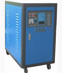 INDUSTRIAL WATER CHILLER(WATER COOLED TYPE) - SUCHIBA ...