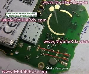 Nokia 206 Network Problem Solution