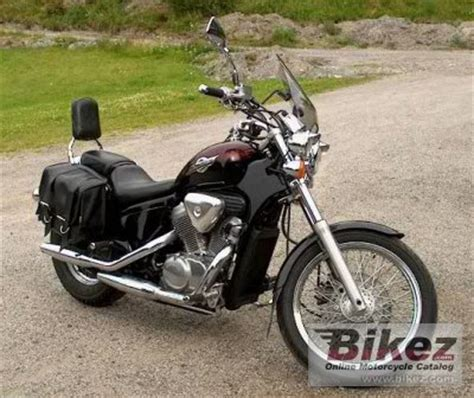 honda shadow vt 600 1996 honda vt 600 c shadow specifications and pictures