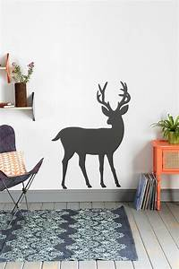 Deer wall decals deer wall decal deer wall decals for Deer wall decals
