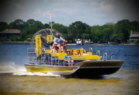 Fan Boat Orlando by Okaloosa Island Fort Walton Fl Top Tips Before