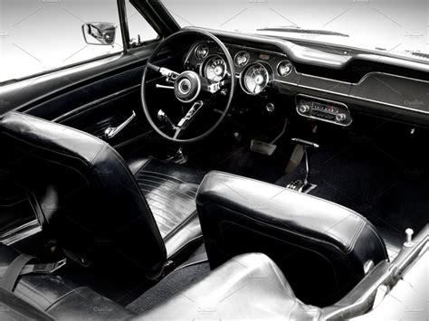 Cars Interior Classic : Transportation Photos