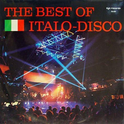 Скачать музыку Vathe Best Of Italo Disco (1983) через торрент