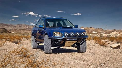 lifted subaru lifted rally prepped or just plain dirty subarus mud