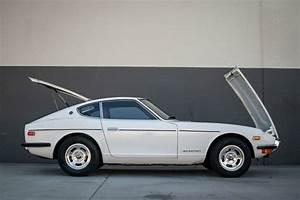 1972 Datsun 240z 57 159 Miles White 2 4l Ohc Manual