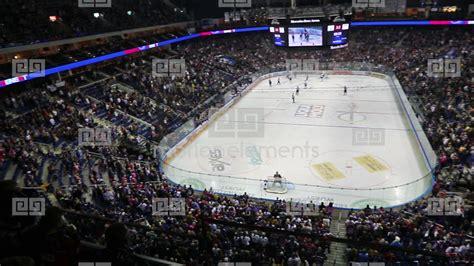 mercedes benz arena  berlin  ice hockey game