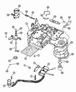 New Genuine Mopar 52118500ab Transmission Overdrive