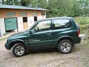Suzuki 2000 Grand Vitara Gv2000 Green  Car For Sale