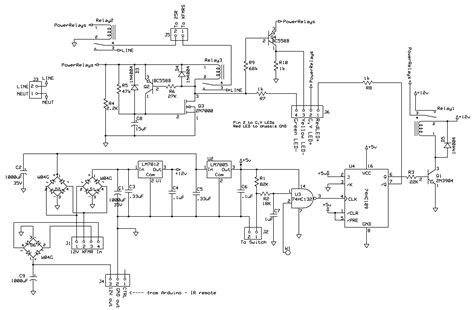 Parallel Wiring Electrical Schematic by Electrical Audio View Topic Lifier Esoterica Thread