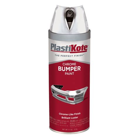 Plastikote® 615  12 Oz Chrome Spray Can Bumper Paint