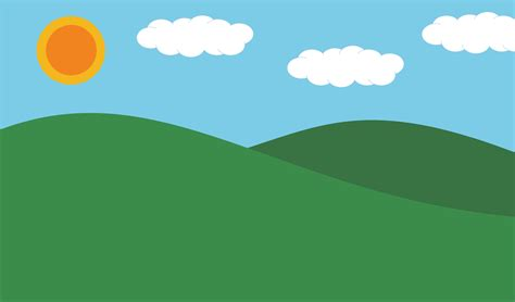 hills clipart clipground