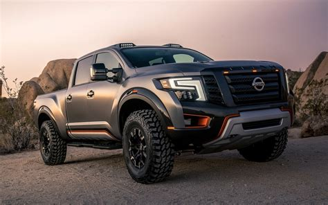 nissan titan warrior wallpapers hd