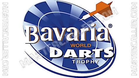 world darts trophy men  mastercallernl