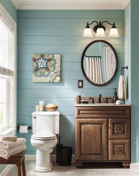 bathrooms i earthtones rustic simple powder room modern farmhouse bathroom bathroom