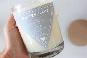 haus candles the dieline packaging branding design With candle labels and packaging