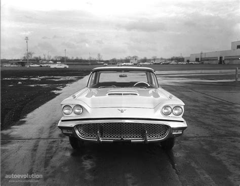 Ford Thunderbird 1958 Autoevolution