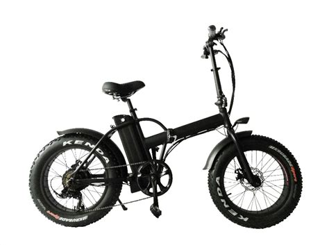 F15s (750w) Fat Tire Folding Electric Bike