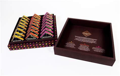 Bigelow Tea Gift Set Packaging on Behance