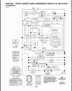 Husqvarna Yth21k46 Wiring Diagram
