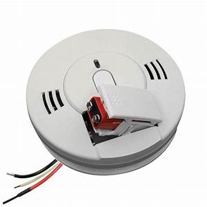 Firex Hardwire Smoke And Carbon Monoxide Combination