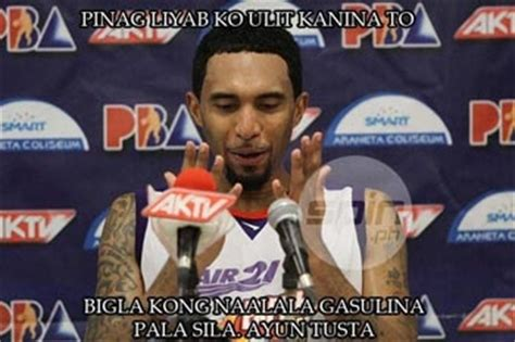 Pba Memes - filipino creativity humor at work as fans put different spin on spin ph pics to generate