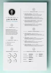 free minimalist resume designs 30 resume templates for mac free word documents download cv pinterest professional cv