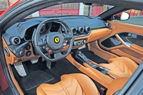 Bburago ferrari f12 berlinetta diecast red 1 24. Ferrari F12 Interior Pics   Diagram Source