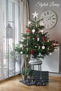 Weihnachtsbaum Rot Weiß : weihnachten archives stylish living ~ Yasmunasinghe.com Haus und Dekorationen