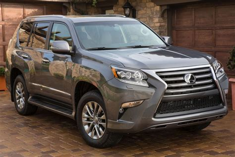lexus gx  pricing features edmunds