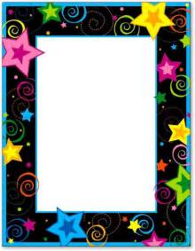 Free Birthday Clip Art Borders and Frames