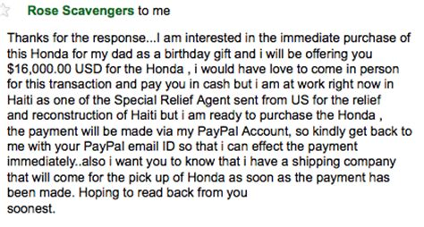 Resume Scams On Craigslist by Our Automotive Features Safety And Statistics