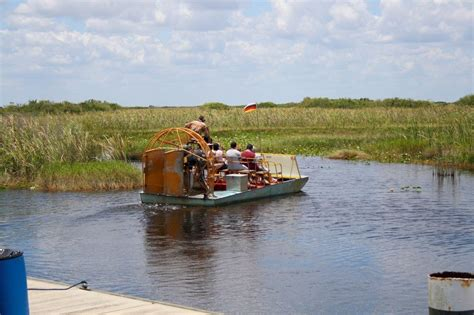 Boats With Big Fans by 5 Things You See On A New Orleans Sw Tour Airboat