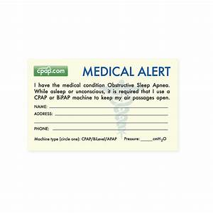 custom card template medical alert wallet card template With medical alert card template