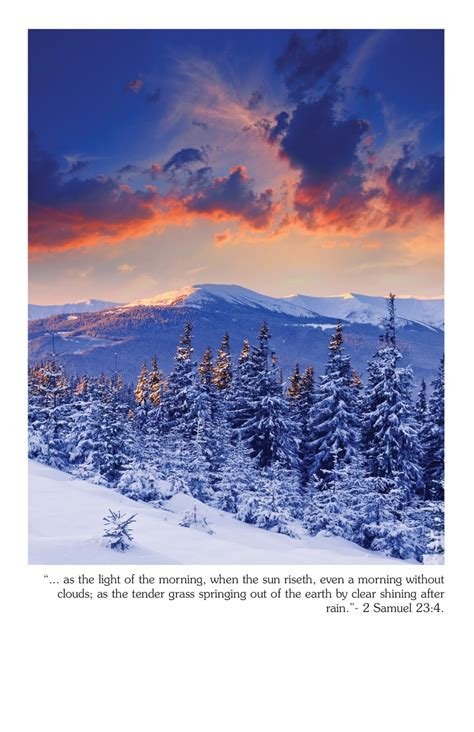 Winter Cover by Winter Bulletin Cover 2 Samuel 2 3 4 Master Sunday