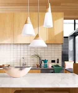 Odense large cone pendant in ash frosted glass