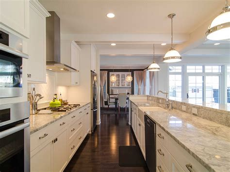 Tips Create Galley Kitchen Remodel — Home Ideas Collection