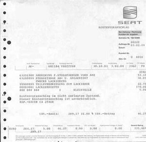 Kfz Schaden Abrechnung Nach Kostenvoranschlag : datei kostenvoranschlag beispiel jpg wikipedia ~ Themetempest.com Abrechnung