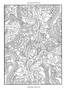 Paisley Design Coloring Books