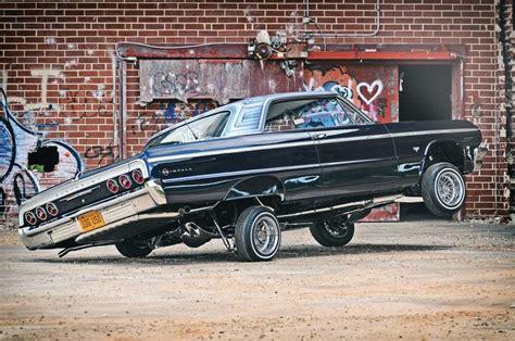 1964 Chevrolet Impala Super Sport Custom Tuning Hot Rods
