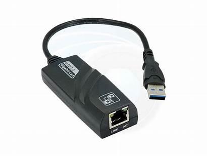 Usb Adapter Rj45 Female Male Ethernet Gigabit