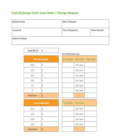 change order forms   word  format