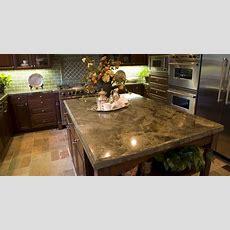 Countertops 101  Basics On Choosing A Kitchen Countertop