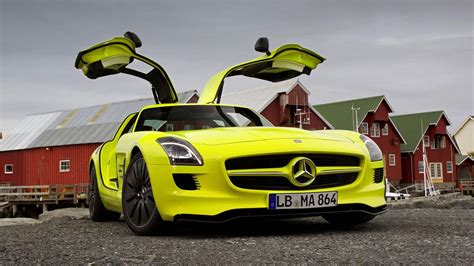 top gear ganze folgen bildgalerie mercedes sls amg e cell