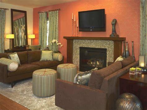 Brown And Orange Bedroom Ideas Top Teal And Orange Living