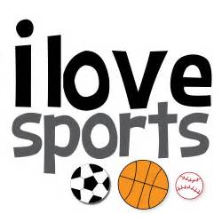 Free Sports Clipart for parties, crafts, school projects, websites and ...